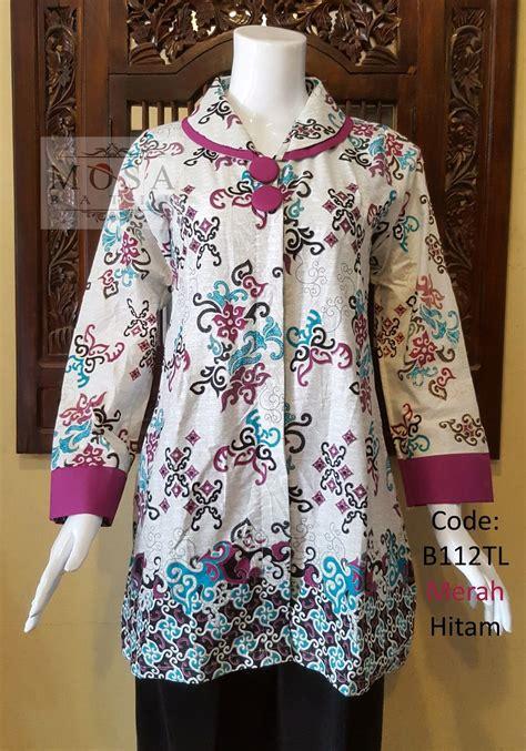model baju muslim tags model baju batik untuk kerja