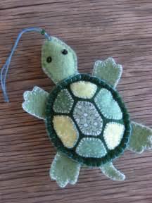 Felt Turtle Template