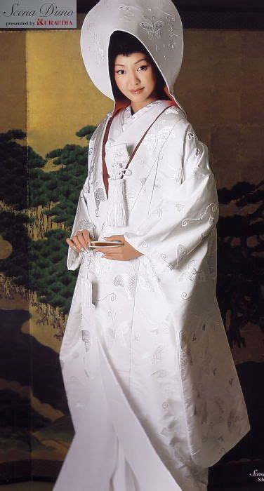 Traditional Japanese Wedding Kimono by Japanese Traditional Japanese Wedding Kimono And