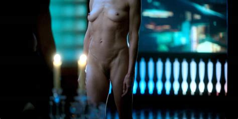 Kristin Lehman Nude Sex Scene In Altered Carbon Series