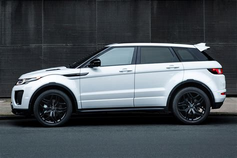 rang rover evoque sport land rover updates range rover evoque and discovery sport with new engines evo