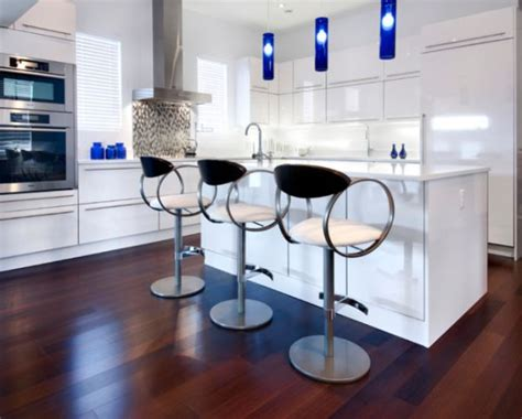 17 modern kitchen bar stool designs