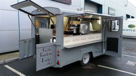There more costs, but bigger opportunities as. how to build food box trailer plans - Google Search (With ...