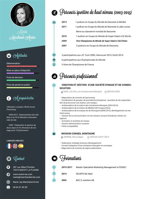 cv graphique r 233 alis 233 avec photoshop by cv