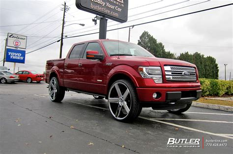 ford    dub baller wheels exclusively