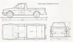 Dimension Volkswagen Up : mk1 caddy pickup faq 39 s ~ Medecine-chirurgie-esthetiques.com Avis de Voitures