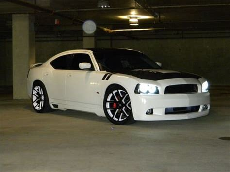 sell   supercharged custom dodge charger rt