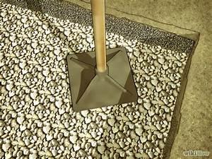 Comment Empecher L Herbe De Pousser Dans Le Gravier : pour concrete step ~ Dailycaller-alerts.com Idées de Décoration