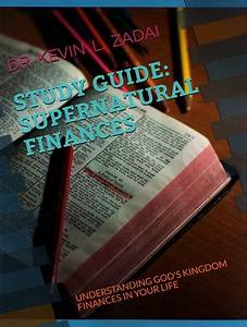 Arsenalbooks Com  Supernatural Finances Study Guide By