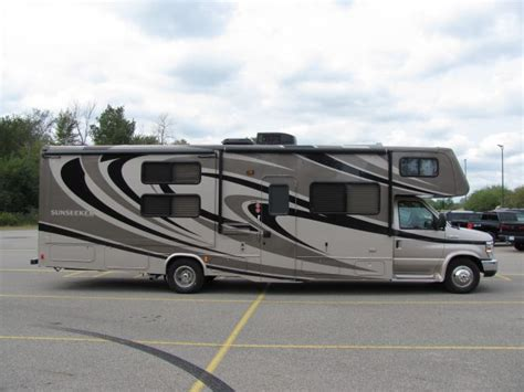 Class C Motorhome With Bunk Beds by 2011 Sunseeker By Forest River With Bunk Beds Class C