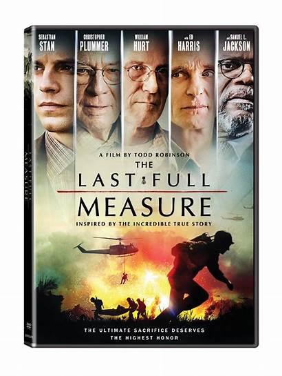 Dvd Last Measure Lions Gate Films 3d