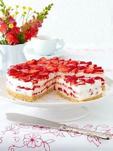 Philadelphia Torte Rezept : erdbeer philadelphia torte rezept philadelphia torte ~ Lizthompson.info Haus und Dekorationen