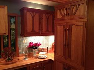 arts and crafts kitchen cabinets okhlitescom With what kind of paint to use on kitchen cabinets for hanging crystal candle holders