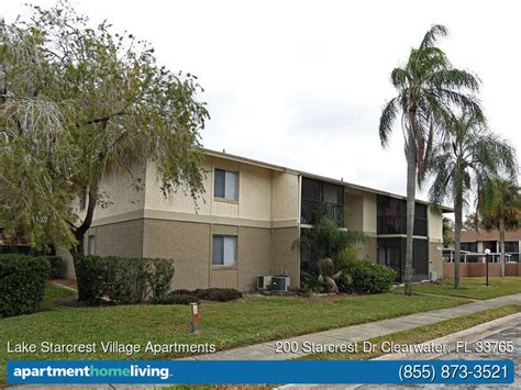 Apartments Clearwater Fl by Lake Starcrest Apartments Clearwater Fl Apartments