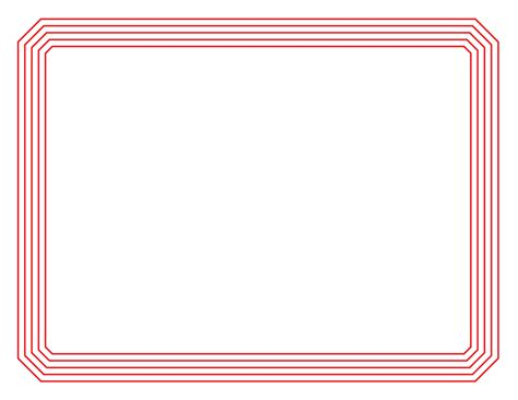 diploma border template certificate border 1