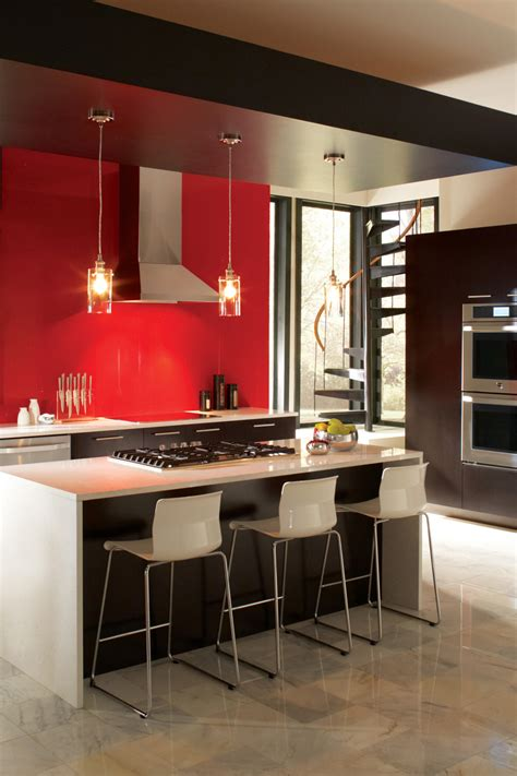 8 Ways To Bring Color Into The Kitchen  Bold Color Ideas