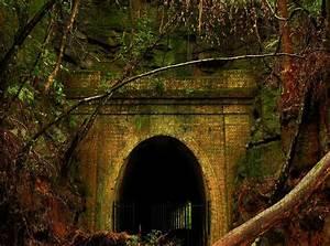Old Helensburgh Railway Tunnels - YourAmazingPlaces com