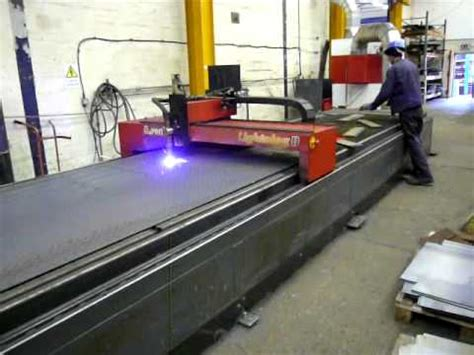 Dci Plasma by Esprit D1500 Cnc Hd Hydefinition Plasma Cutting System For