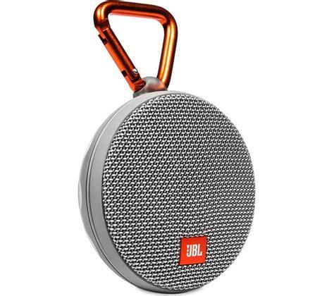 jbl clip speaker wireless buy jbl clip 2 portable bluetooth wireless speaker grey
