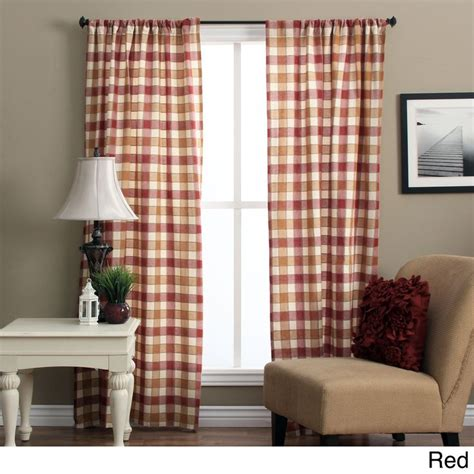 Plaid Curtains And Drapes - 17 best ideas about plaid curtains on buffalo