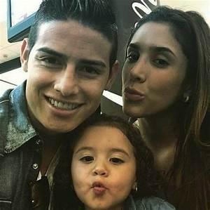 James Rodríguez y Daniela Ospina, pareja de empresarios ...