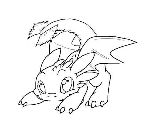 train  dragon coloring pages  kids