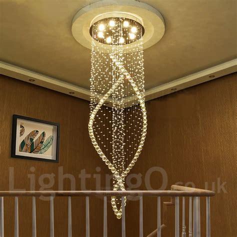 lights modern led crystal ceiling pendant light indoor