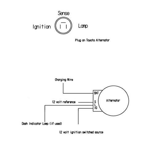 Tech Engine Series Alternator Wiring Diagram Rollaclub