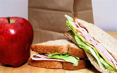 how healthy is your kid s packed lunch the answer may