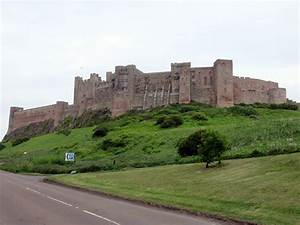 All The Gear But No Idea: Bamburgh Castle from Seahouses