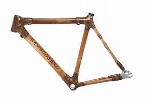 What is this mystery bamboo joinery on this bamboo bike ...