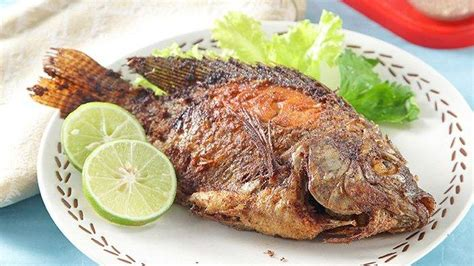 Cara memasak kikil bumbu kuning. RESEP Masakan Rumahan, Ikan Goreng Bumbu Kuning & Ikan ...