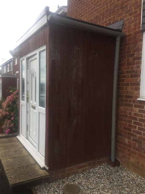 Outdoor Shiplap Cladding by Rosewood Shiplap Cladding New Battens New Insulation To