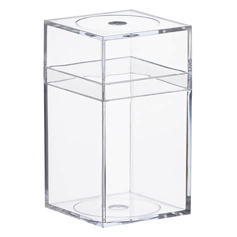 clear amac boxes small clear amac boxes the container store
