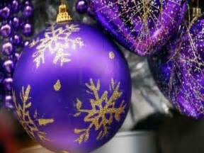 decoration amazing purple and silver tree decorations for your modern home decor