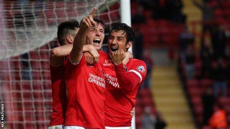 Charlton Athletic 3-1 Sheffield Wednesday - BBC Sport