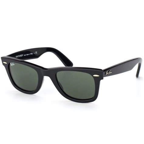 Óculos De Sol Ray Ban Wayfarer Rb2140 90158 54  18 3n