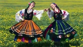 Traditional Polish Clothing Poland