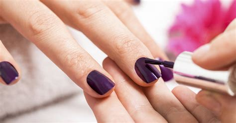 13 Dark Nail Polish Colors To Try That Aren't Black