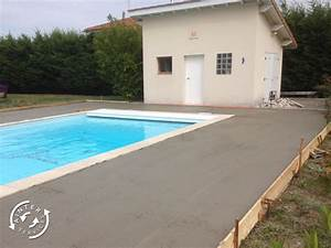 construire sa piscine en baton collection et dalle beton With construire sa piscine en beton