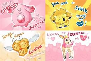 Terrible Pokemon Valentines