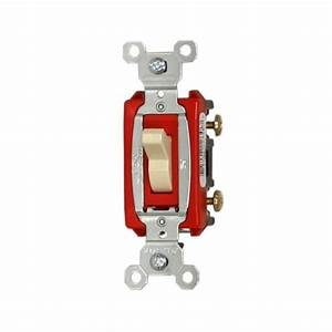 Double Throw Light Switch