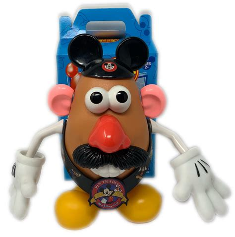 Disney Exclusive Mr Potato Head Mickey Mouse Set Ears ...