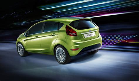 ford fiesta  cartype