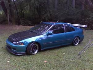 Foofer 1995 Honda Civicex Coupe 2d Specs  Photos