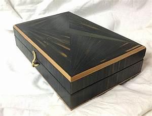 Coffre à Bijoux Bois : boite bijoux en marqueterie de paille par ~ Premium-room.com Idées de Décoration