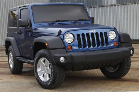 Used Jeep Wrangler Review