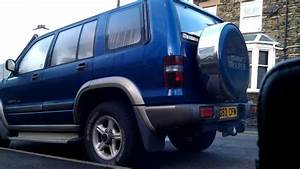Isuzu Trooper 3 0dt Duty Diesel Cold Start 4jx1