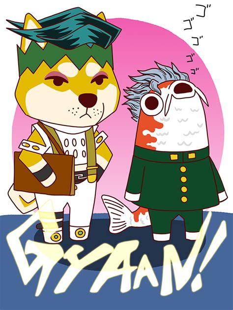 Jojos Adventure All Battle Purple Anime Fictional Character Cg Artwork Rohan And Koichi Jjba T