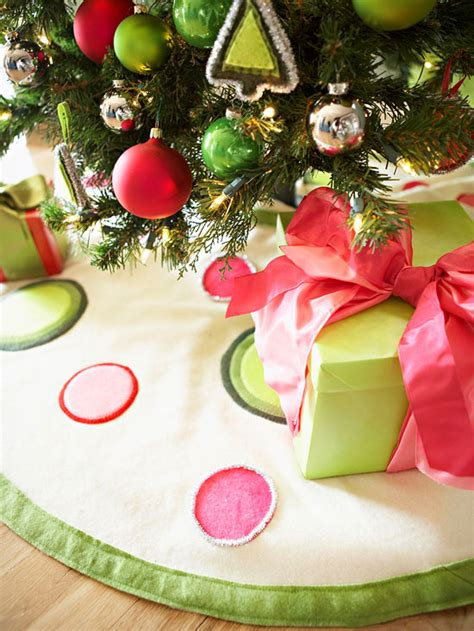 creative christmas tree decoration ideas easy skirts